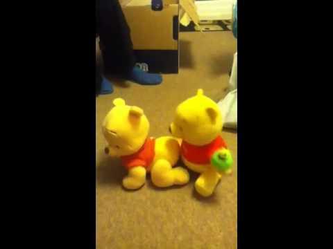 Porno de winnie pooh