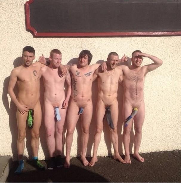 Cute frat boys naked