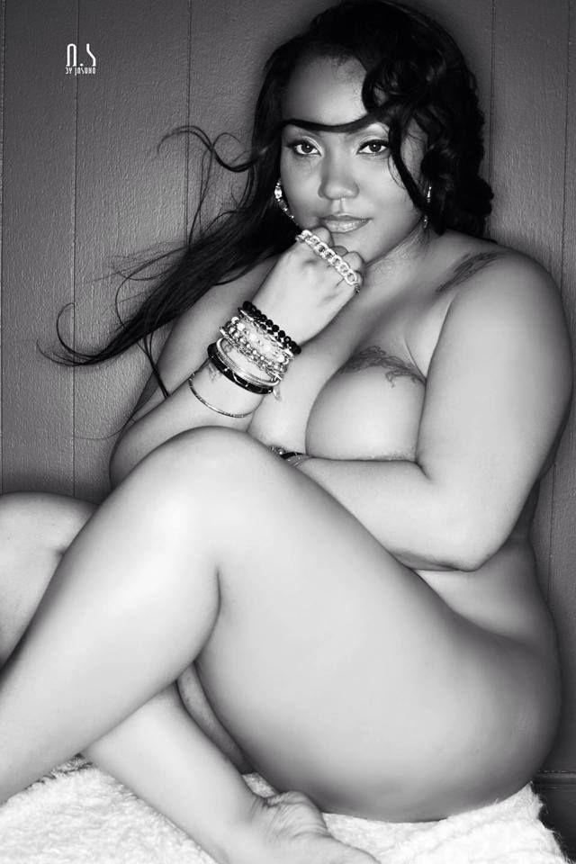 Perfect naked bbw women