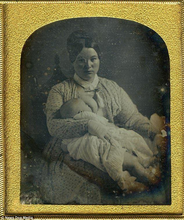Breastfeeding old nurse wet of photos women