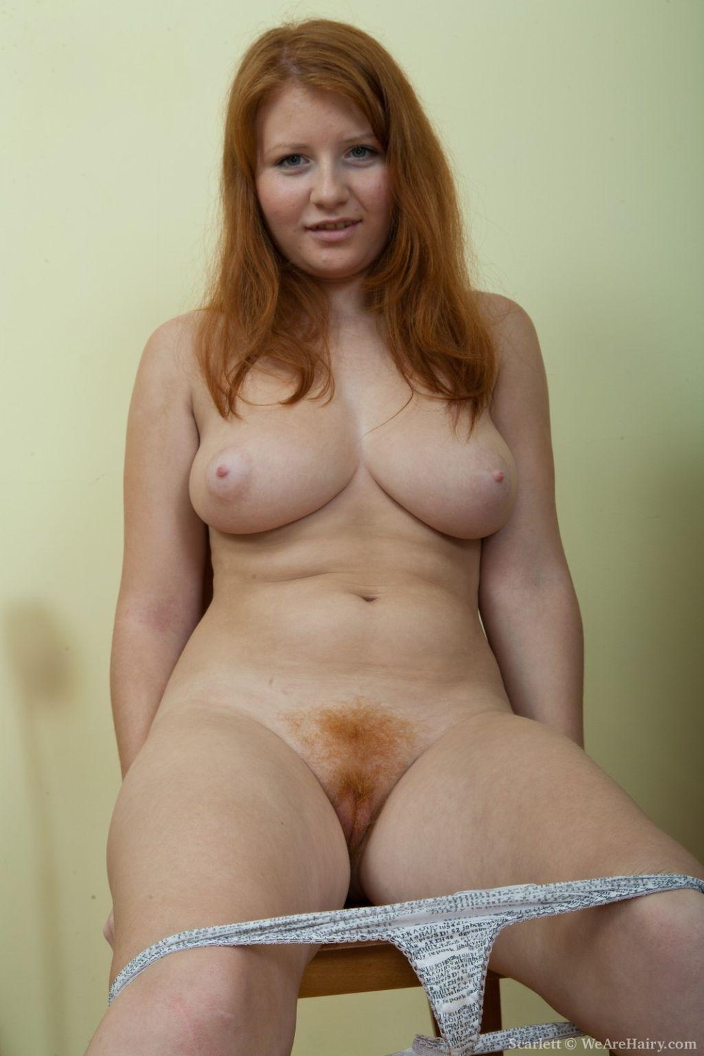 Free redhead hairy pussy pictures