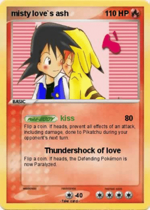 Ash and richie doing sex in pokemon