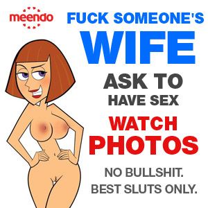 My wife naked at home