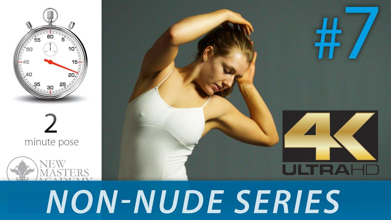 Tween models non nude art