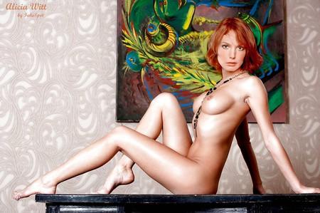 Alicia witt nude fakes
