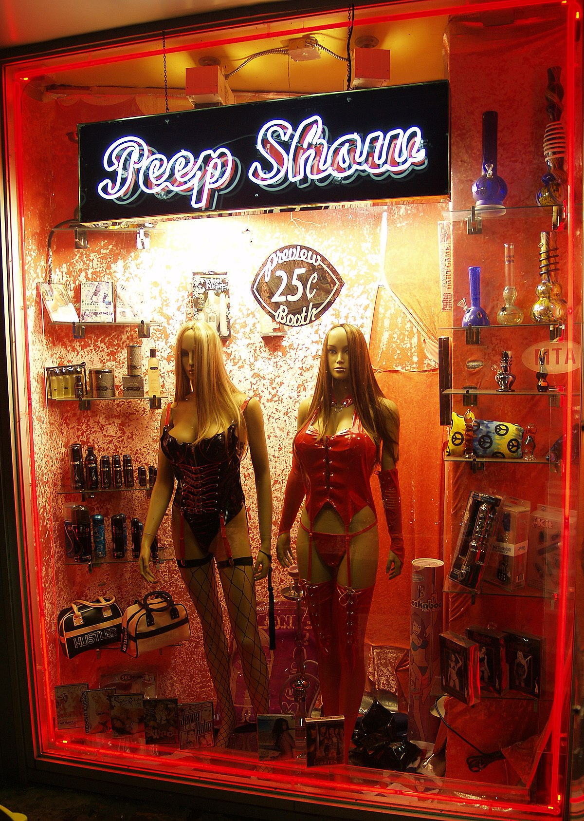 South san francisco porn shop