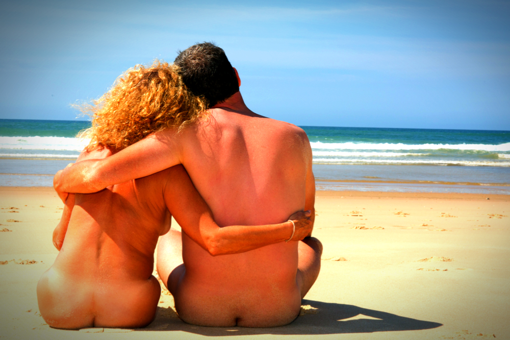 In brazil couples nude