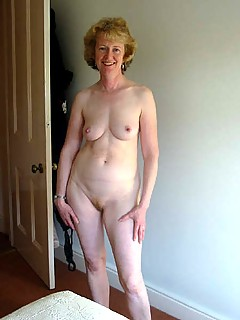Plain looking amateur nude women