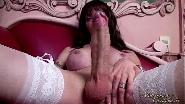 Mariana cordoba monster cock