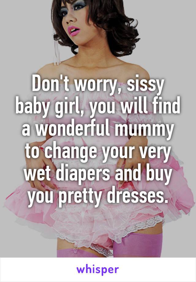 Dommy mommy sissy caption