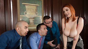 Blonde lesbians sucking big boobs porn