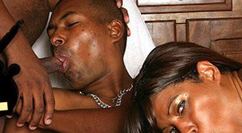 Free porn stories bisexual threesome