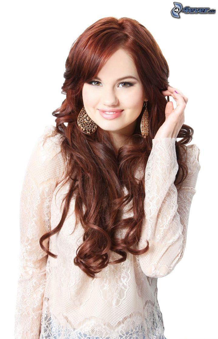 Debby ryan curly hairstyles