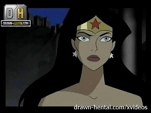 Anime wonder woman porn