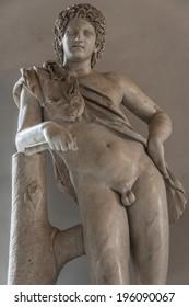 Ancient greek men naked