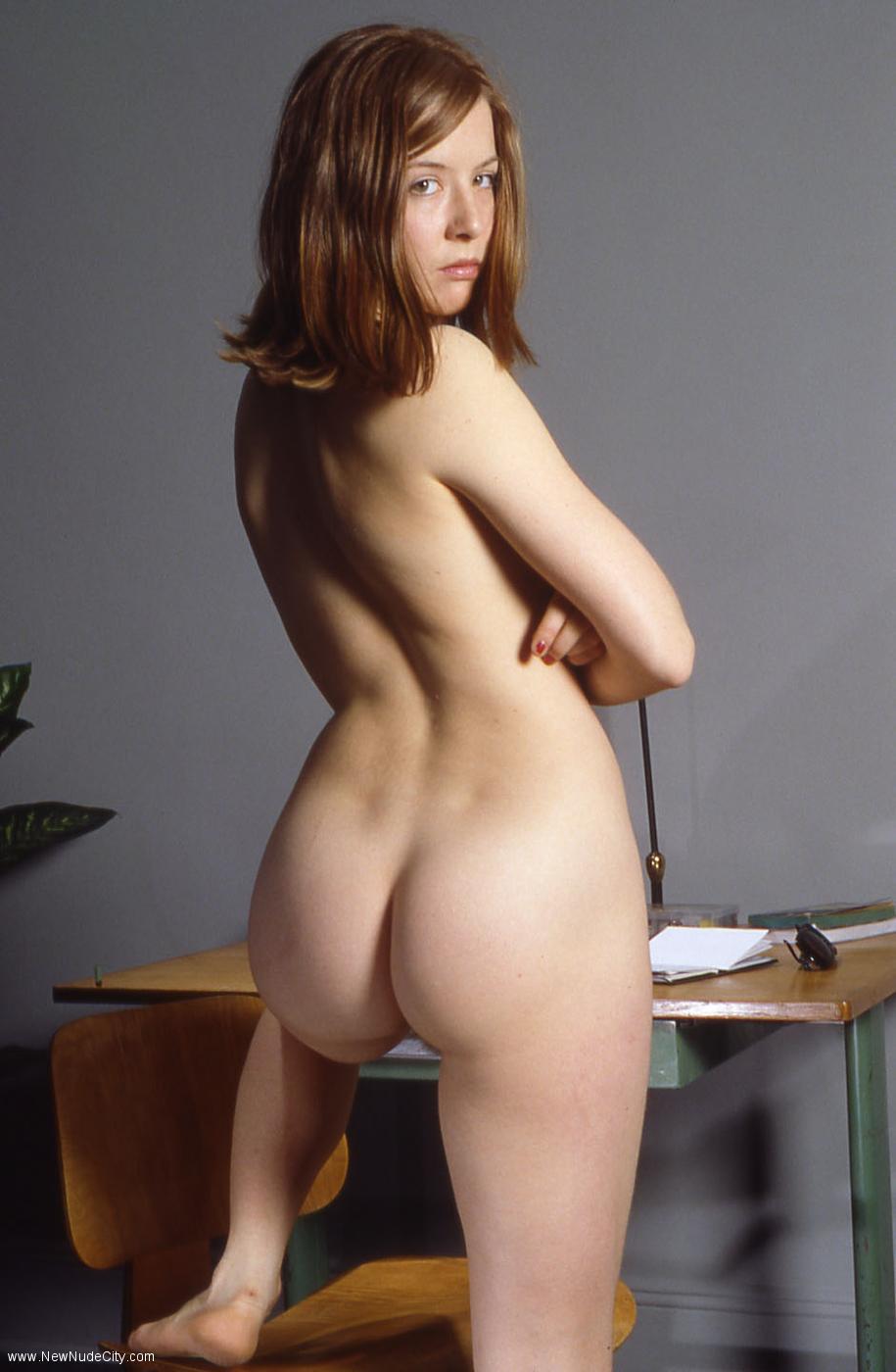Adrienne new nude city