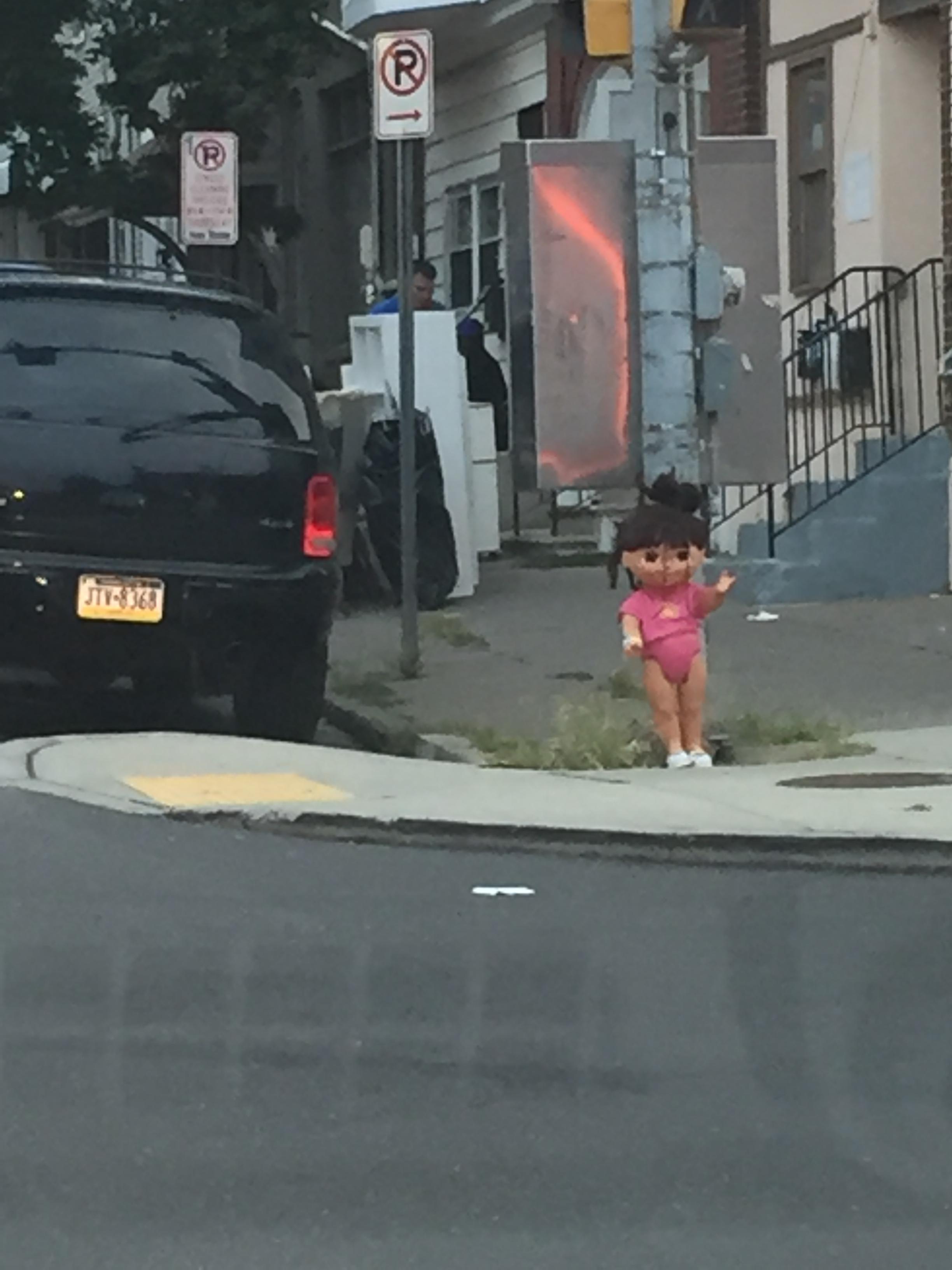 Dora and the sex