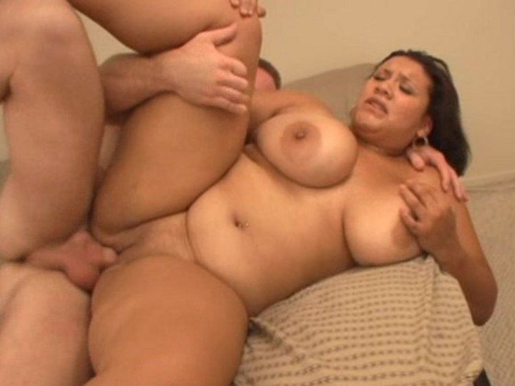 Sexy fat woman pussy