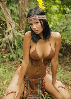 Native american woman big tits