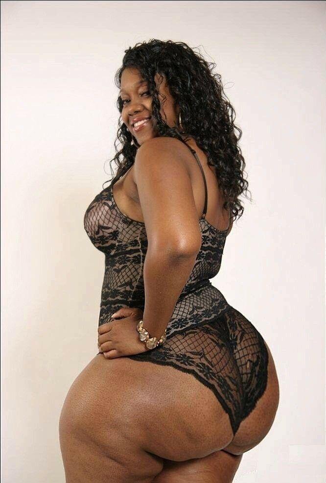 Pinterest big booty black bbw