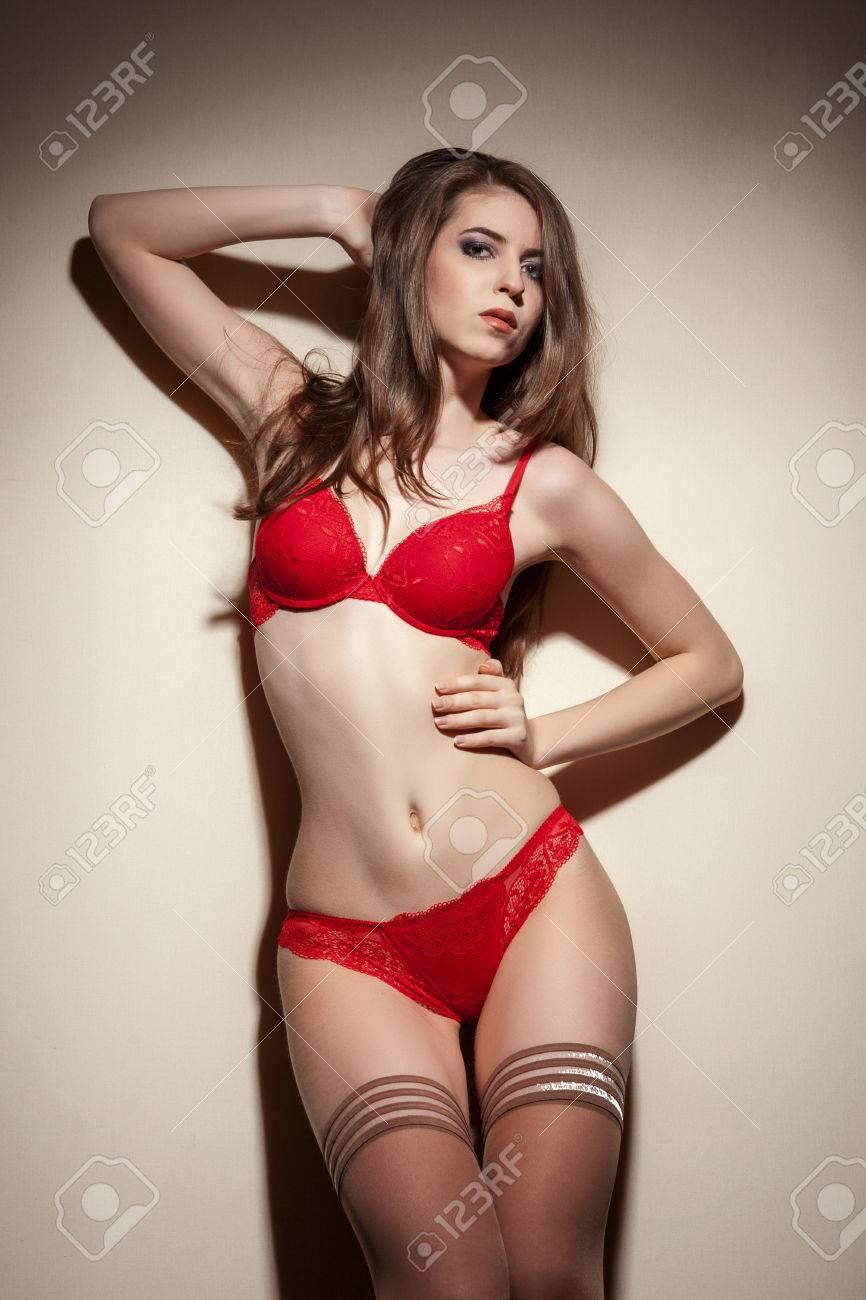 Art sexy lingerie models