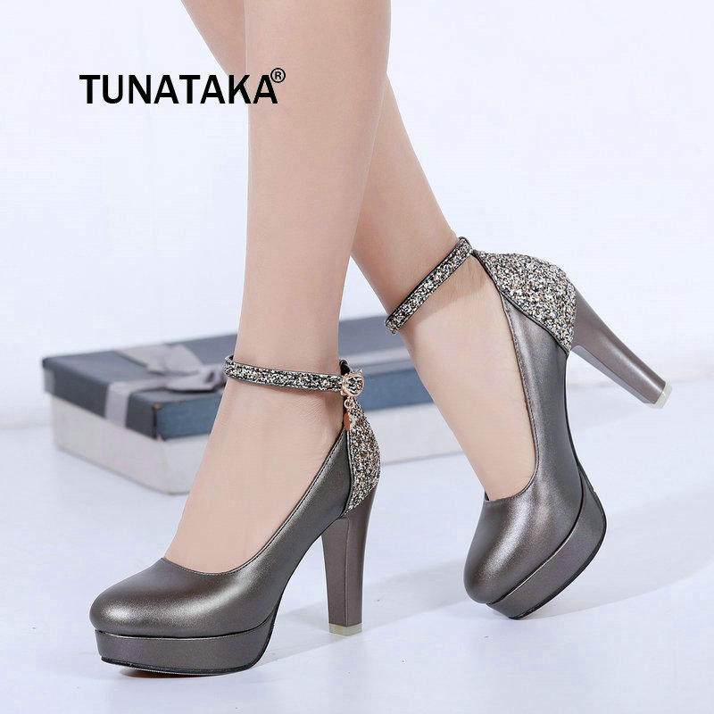Women s high heels platforms shoes
