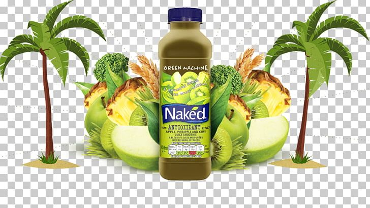 Clip art and naked juice