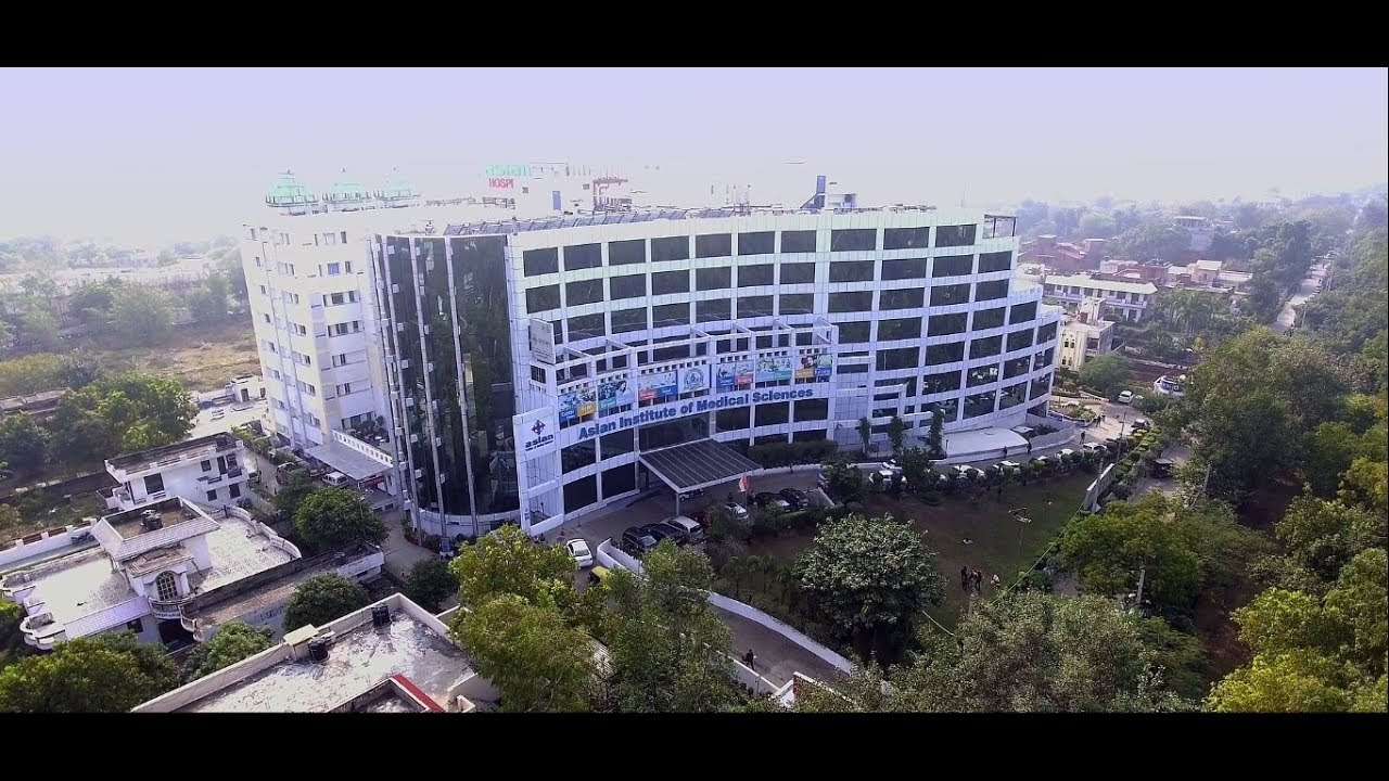 Asian institute of medicine science technology