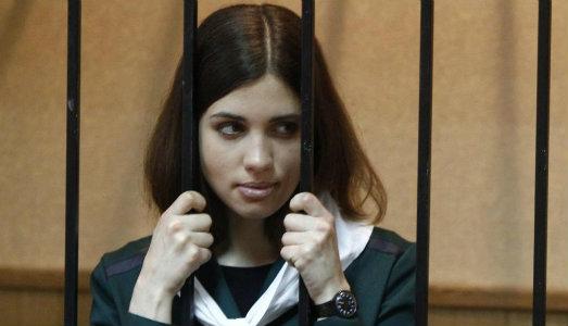 Pussy riot nadezhda tolokonnikova