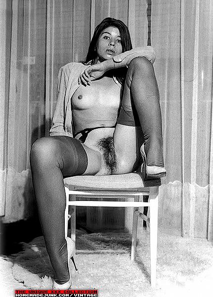 Porno vintage black and white
