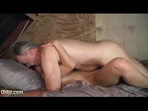 Grandpa big cock fuck