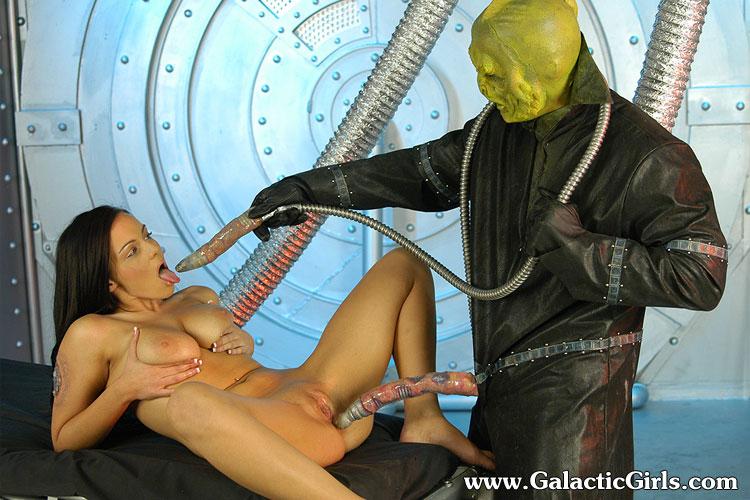 Galactica girls alien porn