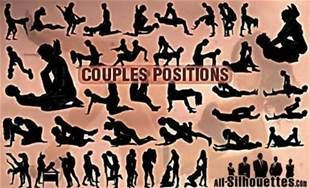 Couples making love positions