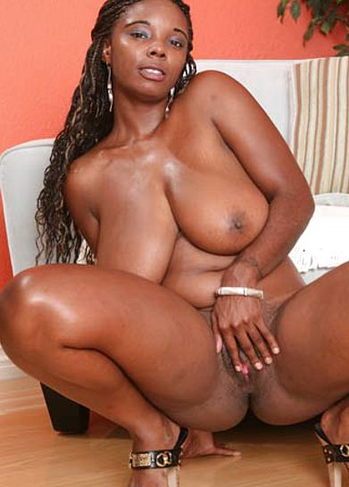 Hot black african pussy