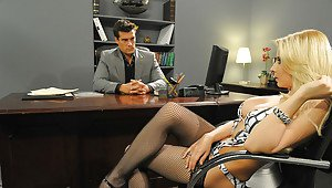 Office sluts sucking cock