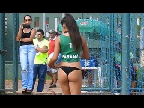 Brazilian brazil beach girl
