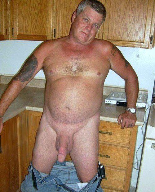 Old men big cook