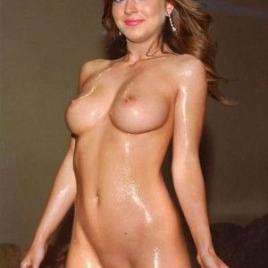 Perky pointy tits girls nude