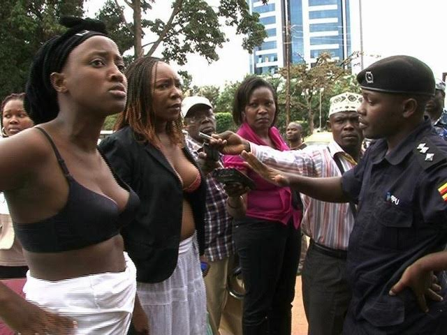 Naked in public kenya porn gallery