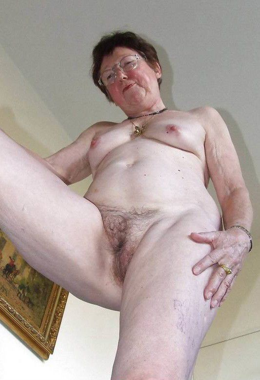 Hairy old grannies porn