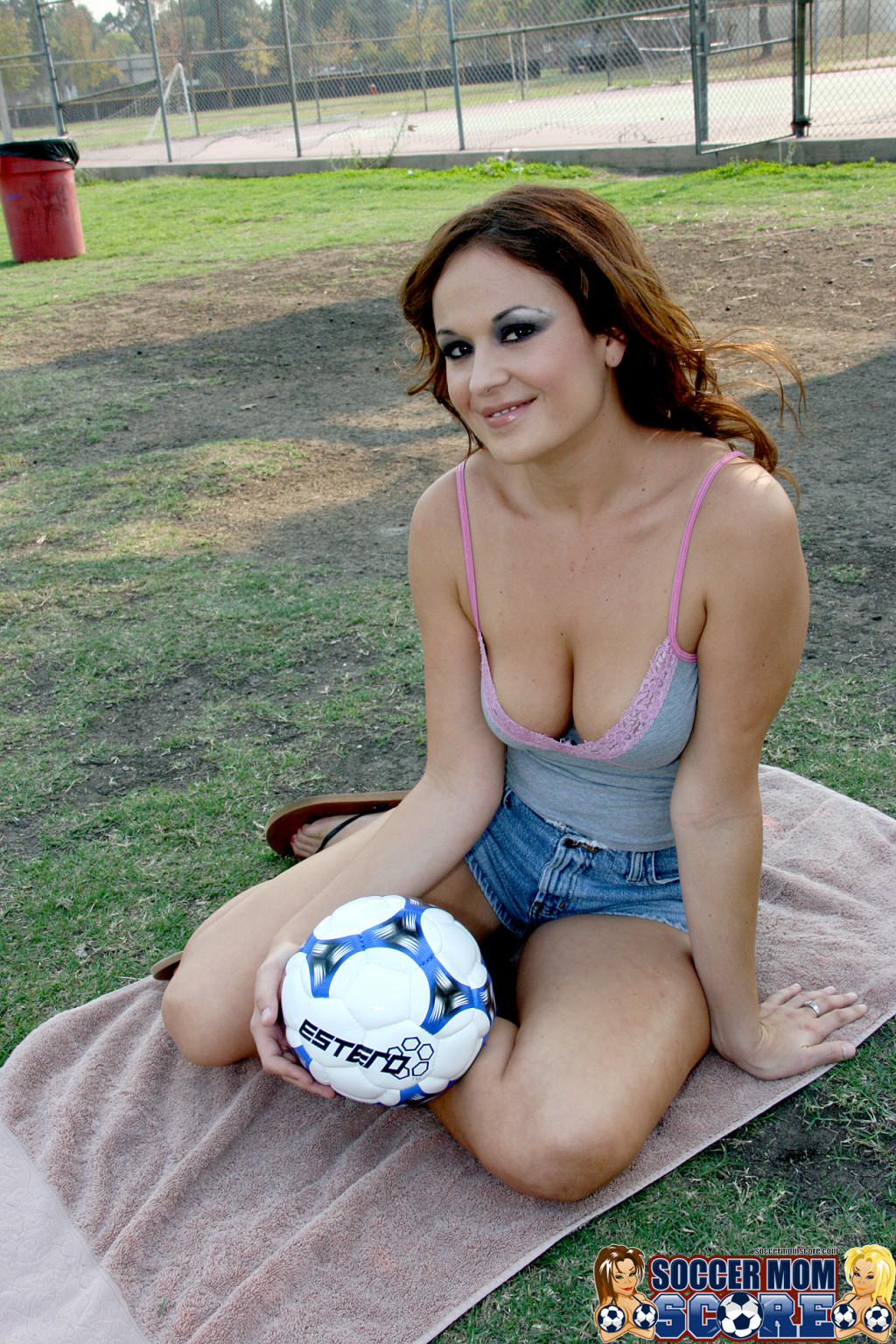 Soccer james fucked mom savannah