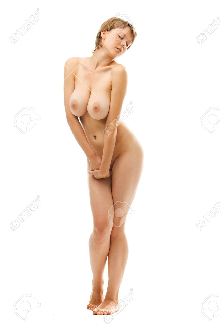 Femme sein belle nue gros