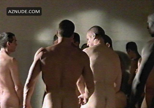 Jean claude van damme naked