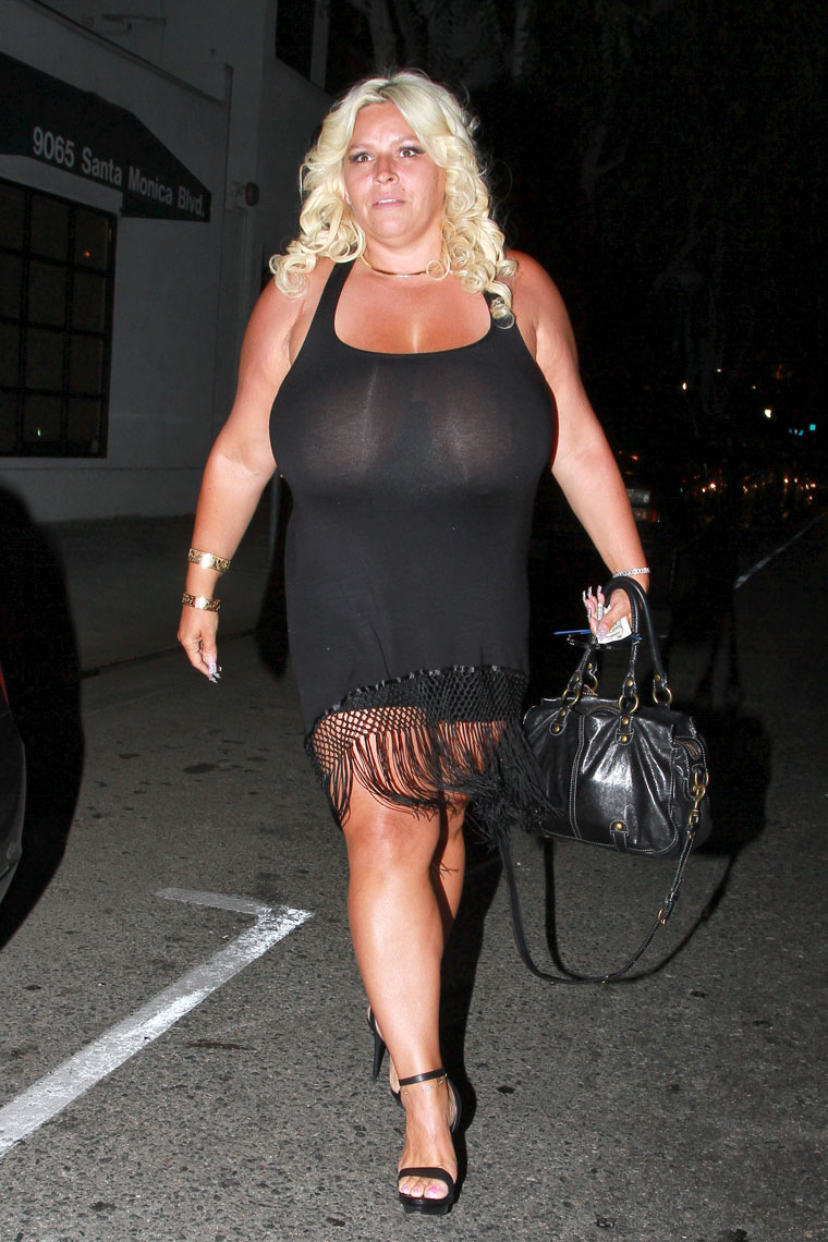 Beth chapman boobs nude