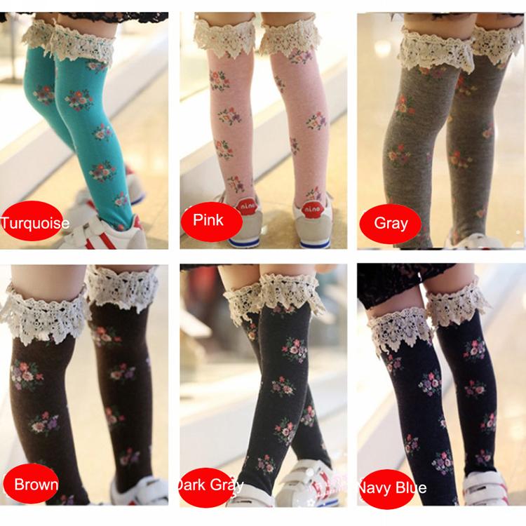 Thigh high stockings moms