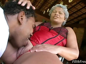 Mature black photo porno