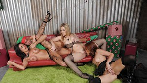 Amateur wife first threesome mmf