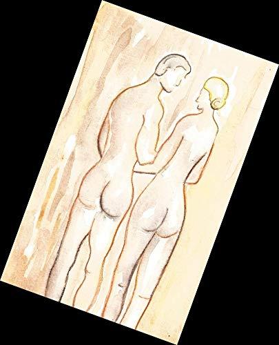 Erotic art drawings paintings