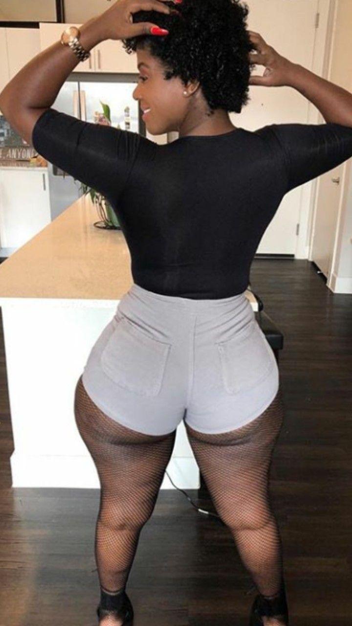 Big black booty world