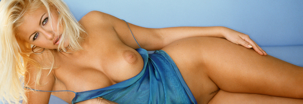 Playmate anka romensky nude